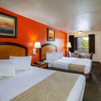 Travelodge by Wyndham Houston Hobby Airport, hotel near William P. Hobby Airport - HOU, Houston