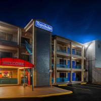 Travelodge by Wyndham Houston Hobby Airport, hotel near William P. Hobby Airport - HOU, Houston