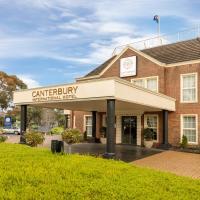 Canterbury International, hotel em Forest Hill
