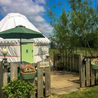 Orchid Yurt