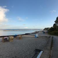 Nur 50m zum Yachthafen und 100m zum Strand