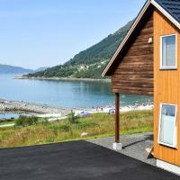 8 person holiday home in Åram, hotel in Sandvik