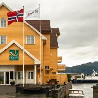 Quality Hotel Florø, hotell i Florø