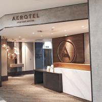 Aerotel London Heathrow, Terminal 2 & Terminal 3, hotel perto de Aeroporto de Londres - Heathrow - LHR, Hillingdon