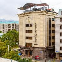 Renion Hills Hotel, hotel in Almaty
