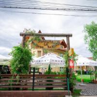 La Pădure Pensiune-Restaurant, hotel in Novaci-Străini