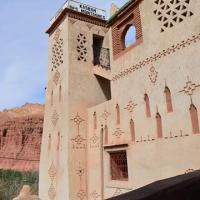 Boutaghrar Kasbah Des Montagnes maisons d'hôtes, hotel in Bou Tharar