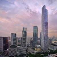 Rosewood Guangzhou, hotel u Guangzhou