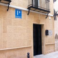 Pensión Ruiz, hotel in Linares