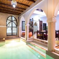 RIAD LA GAZELLE DU SUD, hotel in Medina, Marrakesh