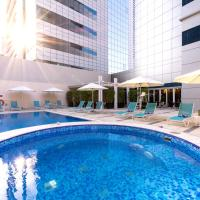 Premier Inn Abu Dhabi Capital Centre, отель в Абу-Даби