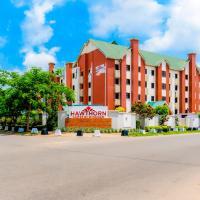 Hawthorn Suites by Wyndham Abuja, hotelli kohteessa Abuja