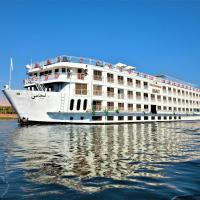 Steigenberger Legacy Nile Cruise - Every Monday 07 & 04 Nights from Luxor - Every Friday 03 Nights from Aswan