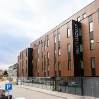 Smarthotel Tromsø, hotell i Tromsø