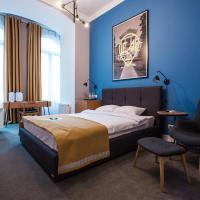 E4 Hotel, отель в Одессе