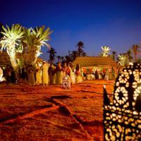 Camp Sahara Dunes, hôtel à M'Hamid El Ghizlane
