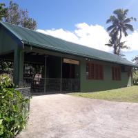 The Little Green Cottage, hotel in Suva