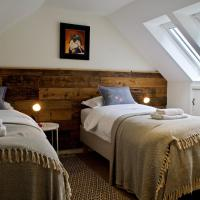 Orford Lodge Barn, hotel in Orford