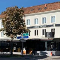 Hotel Artist, hotel in Biel