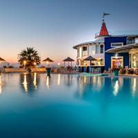 Hotel Villaggio Stromboli, hotell i Santa Domenica