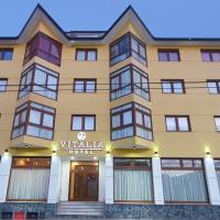 Hotel Vitalia, отель в городе Ушуая