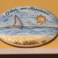O sole mio appartament, hotell i Monteroni di Lecce