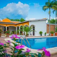Hotel Quinta Valentina, hotel en Ahuacatlán