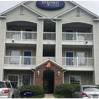 InTown Suites Extended Stay Columbia SC - Columbiana, hotel in Harbison, Columbia