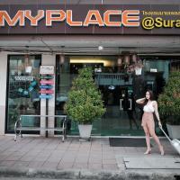 Myplace@Surat Hotel, hotel in Suratthani