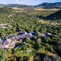 Ivory Tree Game Lodge, hotel in Pilanesberg