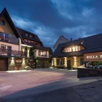 Willa Baca, hotel in Duszniki Zdrój