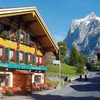 Hotel Bellevue Pinte, hotel in Grindelwald