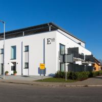 Boardinghouse E68, hôtel à Schliengen