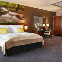 Quality Hotel Grand Kongsberg, готель у місті Kongsberg