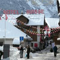 Hotel Suisse, hotel in Champéry