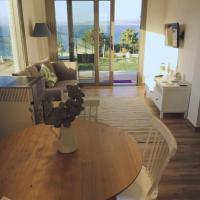 Casa apartamento a pie de playa Areabrava - en Cangas - Hio -Galicia- España, hotel en Hío