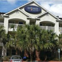 InTown Suites Extended Stay North Charleston SC - North Arco, hotel near Charleston International Airport - CHS, Charleston