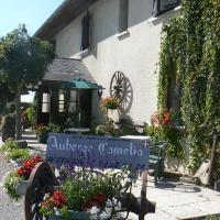 Hotel Auberge Camelia, отель в городе Аверно