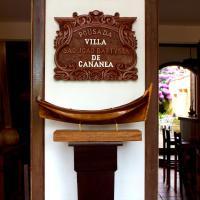 Pousada Villa de Cananea, hotel in Cananéia