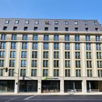 Holiday Inn Express - Berlin - Alexanderplatz, an IHG Hotel, hotelli Berliinissä