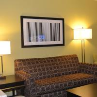 Holiday Inn Express Hotel & Suites Bloomington-Normal University Area, hotel in Bloomington