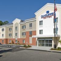 Candlewood Suites Burlington, an IHG Hotel, hotel in Burlington