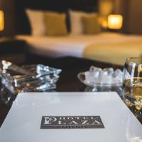 Plaza Hotel Plovdiv, hotel in Plovdiv