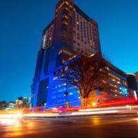 Radisson Blu Hotel Sandton, Johannesburg, hotel in Johannesburg