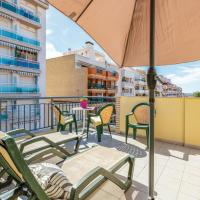 Beautiful apartment in Burriana w/ Internet and 2 Bedrooms