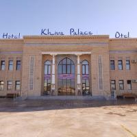 Hotel Khiva Palace, hotel en Khiva