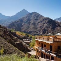Le Village du Toubkal, hotel in Imlil