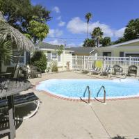 The Cottages at Madeira Beach, hotel in Madeira Beach , St. Pete Beach