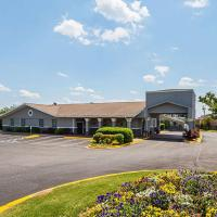 Quality Inn & Suites Greenville - Haywood Mall, hotel in Greenville