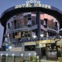 Hotel KEOPS - SPA & Casino, ξενοδοχείο στην Μπίτολα